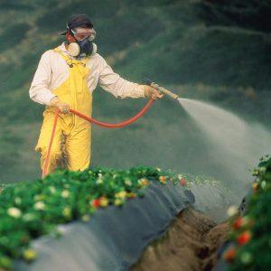 Pestisit ve Gübre Aplikatör